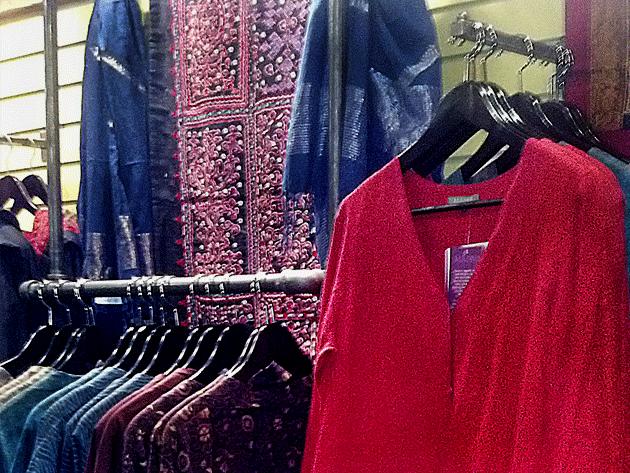 Maiwa Handprints Garments