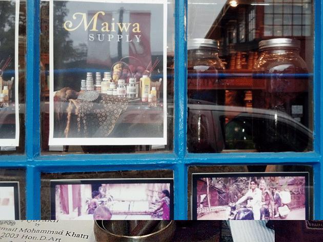Maiwa Supply Window