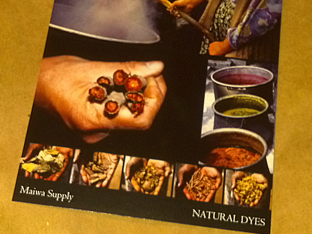 Maiwa-Supply-Natural Dyes