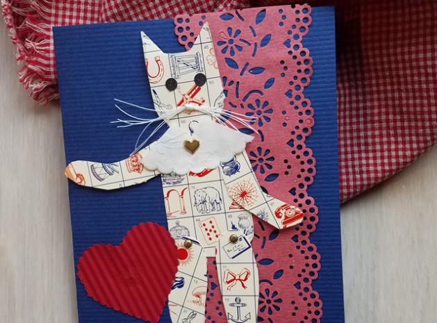 Cats Meow Free Pattern Valentine