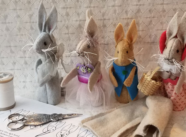 Toymaking workshop 4/6/2019 Ragfinery