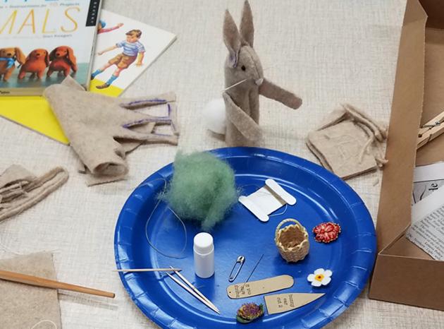 Ragfinery bunny body