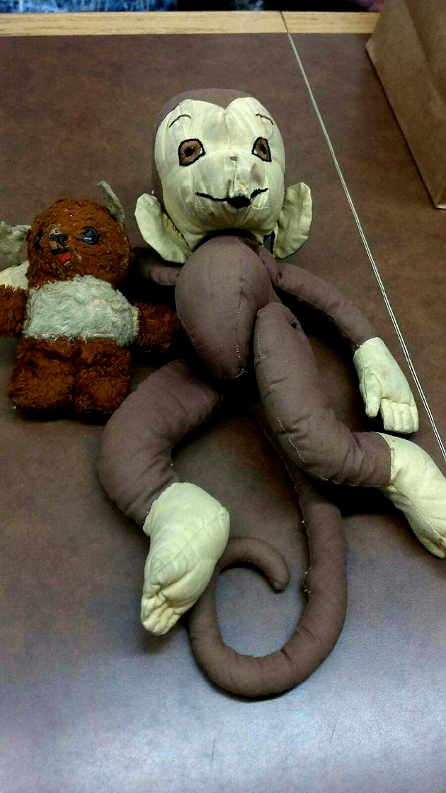 Teddy-Bear-Repair-Blaine-Library 6/22/2019 10am-noon